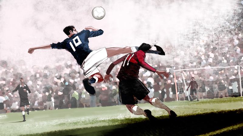 The Battle of Santiago 1962 World Cup