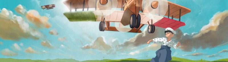 Tribute to Miyazaki's The Wind Rises
